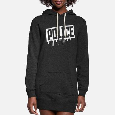 Police Police - Women's Hoodie Dress