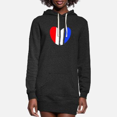 Holland holland - Women's Hoodie Dress