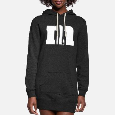 Group m & m colors - Women's Hoodie Dress