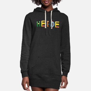 Heide Present Heide - Women's Hoodie Dress