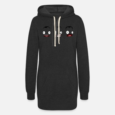 Program Kerbal Faces - Women's Hoodie Dress