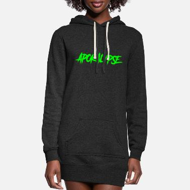 Apocalypse Apocalypse - Women's Hoodie Dress