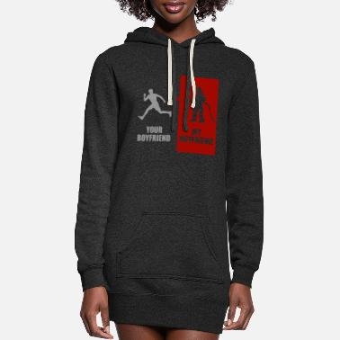 Destiny Firefighter Firefighter - Women's Hoodie Dress