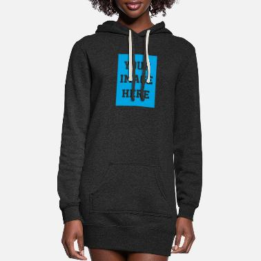 Your Image Here - Women's Hoodie Dress