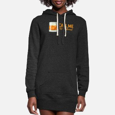 Pun Old Fashioned Whiskey Drink - Women's Hoodie Dress