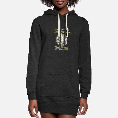 Baker Bake cream tart - Women's Hoodie Dress