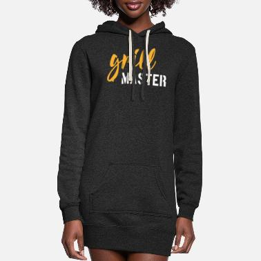 Grillmaster Grillmaster - Women's Hoodie Dress
