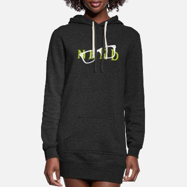 Nerd Nerd - Nerd - Women's Hoodie Dress