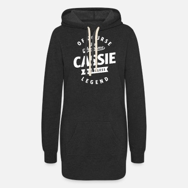 This is What an AWEASOME Cassie Looks Like Hoodie Black