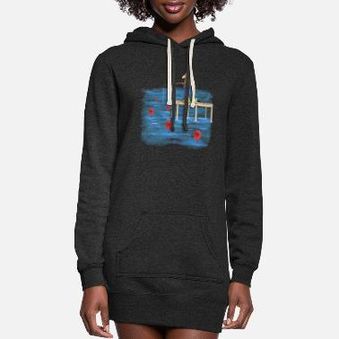 Fisherman Fisherman - Women's Hoodie Dress