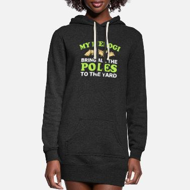 Dyngus Day Pierogi Dyngus Day design - Women's Hoodie Dress