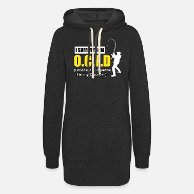 Schleswigholstein I SUFFER FROM O C F D - Women's Hoodie Dress