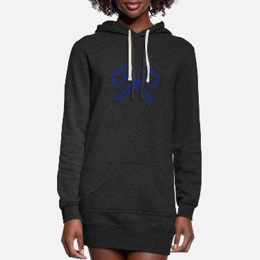 Axe Ax axes - Women's Hoodie Dress