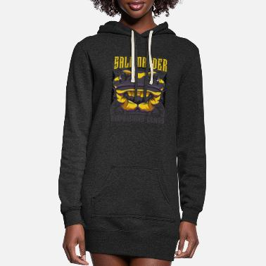 Salamander Salamander - Women's Hoodie Dress
