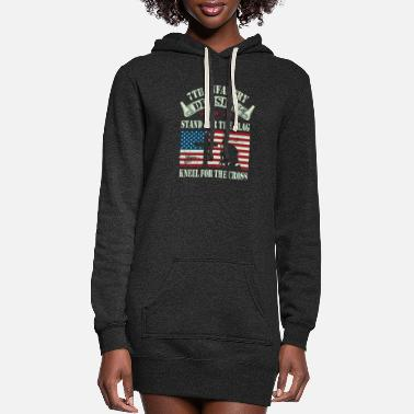 Infantry 7th Infantry Division Veteran Gift - Women's Hoodie Dress