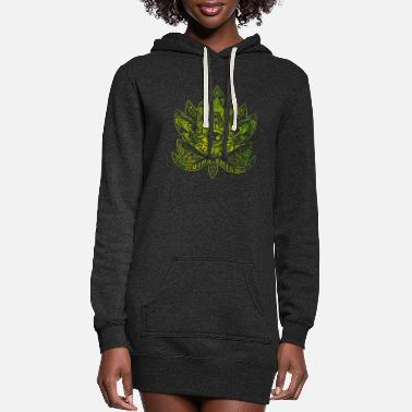 Meditation Meditation - Women's Hoodie Dress