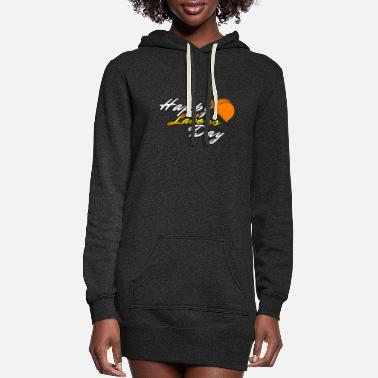 Labor Day Labors day - Women's Hoodie Dress