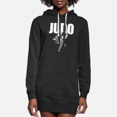 Judo Judo Design - Judo - Women's Hoodie Dress