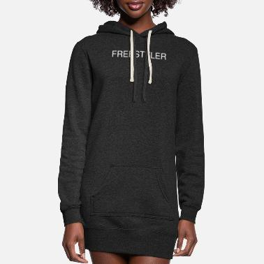 Freestyle FREESTYLER - Women's Hoodie Dress