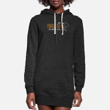 Thailand thailand - Women's Hoodie Dress