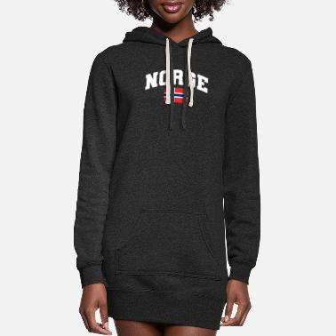 Norway Norway - Women's Hoodie Dress