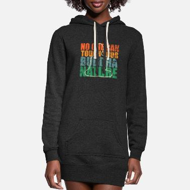 Buddhism Buddhism - Women's Hoodie Dress