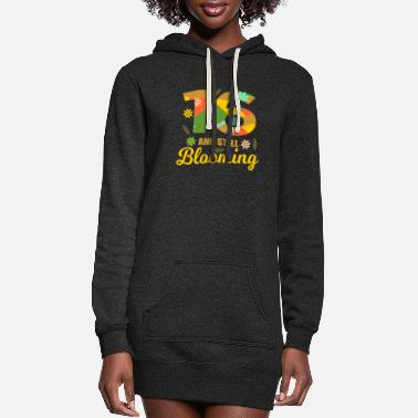 Sayings 16th Birthday 16 years old Celebration Gift - Women's Hoodie Dress