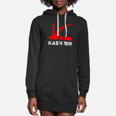 Conflict Free Kashmir Remove Article 370 And Lockdown - - Women's Hoodie Dress