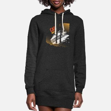 Drive Go By Car GIFT - CAR DRIVING - Women's Hoodie Dress