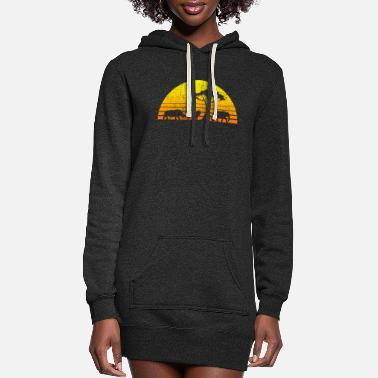 Africa Africa Africa Africa - Women's Hoodie Dress
