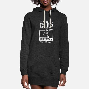Tea Tea - Women's Hoodie Dress