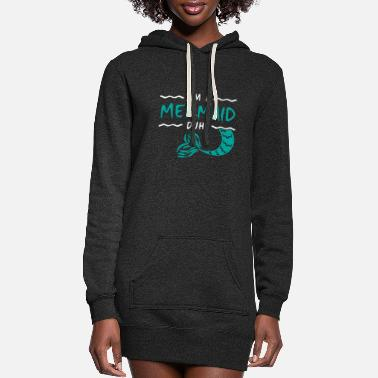 Creature Mermaid - Women's Hoodie Dress