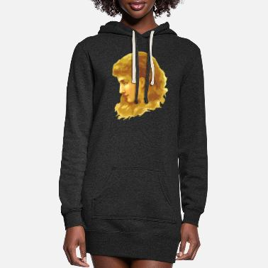 Young Ladies Young lady 2 - Women's Hoodie Dress