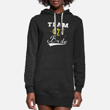 Team Bride Team Bride - Women's Hoodie Dress