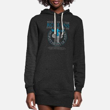 Rheinland What have the Romans ever done for us? - Women's Hoodie Dress