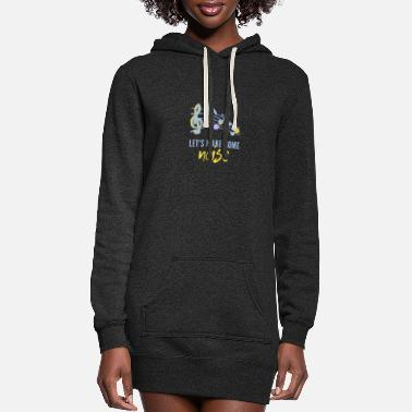 Noise Noise - Women's Hoodie Dress