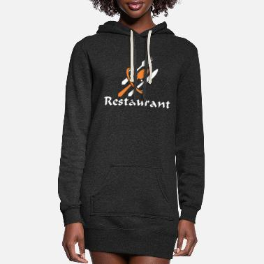 Restaurant Restaurant - Women's Hoodie Dress