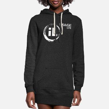 Image Image Life - Women's Hoodie Dress