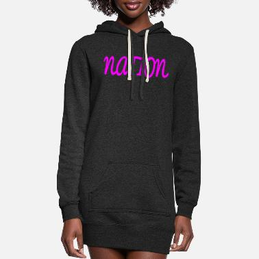 National NATION - Women's Hoodie Dress