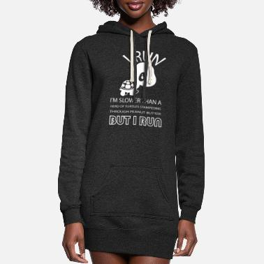 Slow Slow Motion - Women's Hoodie Dress