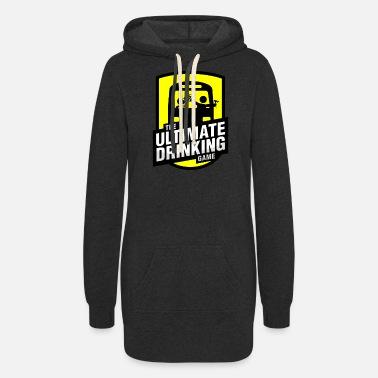 Drinking Game Ultimate Drinking Game - Women's Hoodie Dress