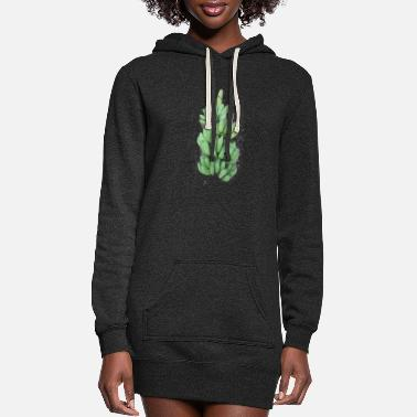 Banana Bunch - Women's Hoodie Dress