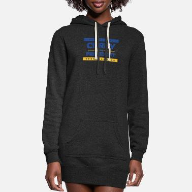 Curry Curry for President - Women's Hoodie Dress