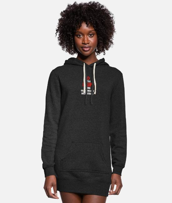 Legend Hoodies & Sweatshirts - Geschenk it s a thing birthday understand FELIPE - Women's Hoodie Dress heather black