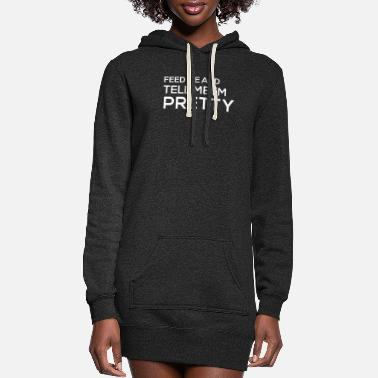 Pretty PRETTY - Women's Hoodie Dress
