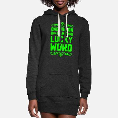 Association Badminton sport - Women's Hoodie Dress