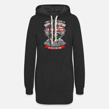 Constitutional Constitution - Women's Hoodie Dress