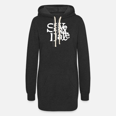 Date Of Birth Save The Date - Women's Hoodie Dress
