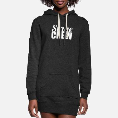 Stage Stage Crew - Women's Hoodie Dress