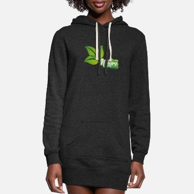 Natural natural - Women's Hoodie Dress